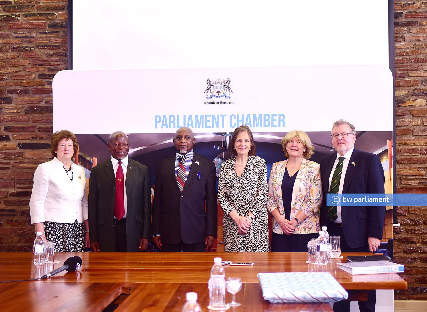 PARLIAMENT HOSTS MEMBERS OF THE CPA, UK BRANCH